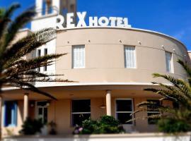 Hotel Rex de Atlantida, Atlántida