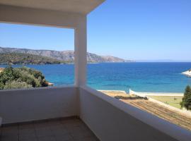 Villa Glyfos, Kérveli