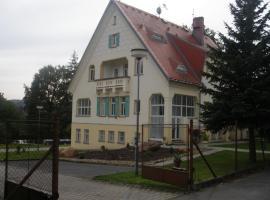 Penzion Jungmannova, Šluknov