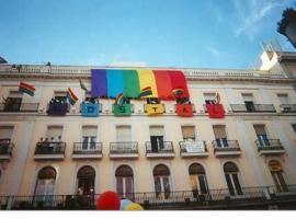 Gay Hostal Puerta del Sol Madrid