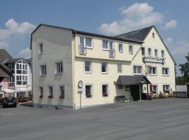 Landgasthof Grüne Linde, Hof