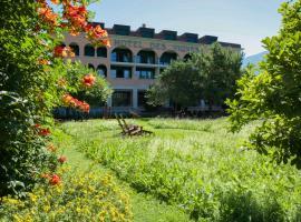 Hôtel des Vignes, Uvrier