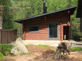 Syöte Cottage, Iso-Syöte