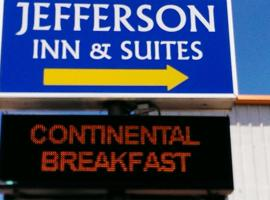 Jefferson Inn and Suites, Jefferson
