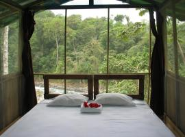 Pacuare River Lodge, Bajo Tigre