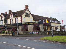 The Highwayman Inn – RelaxInnz, Shepton Mallet
