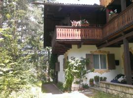 B&B Villa Dolomites Hut, San Vigilio Di Marebbe