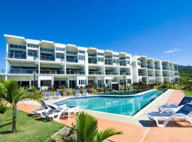 Beachside Magnetic Harbour Apartments, Nelly Bay