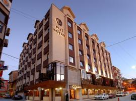 賽爾庫克酒店, 科尼亞