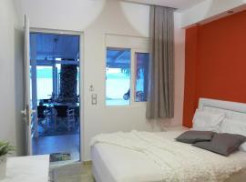 Ammos Beach Hotel, Glífa