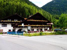 Gasthof zur Mühle, Leutasch