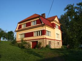 Familiehuis Fuchs, Horní Branná