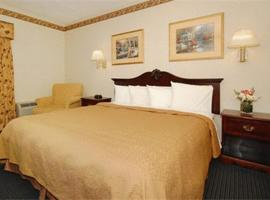Quality Inn & Suites Worcester, 월스터