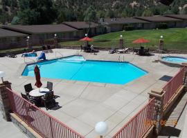 Best Western East Zion Thunderbird Lodge, Mount Carmel Junction