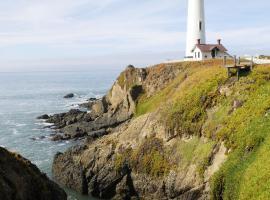 HI Pigeon Point Lighthouse Hostel, Pescadero