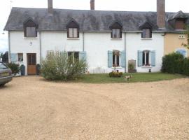 La Maison Cremyll, Chahaignes