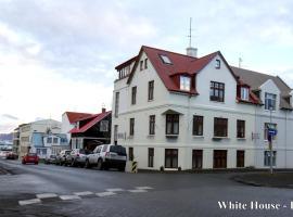 Three Sisters Studio Apartments, Reykjavík