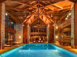 Elatos Resort & Health Club, Eptálofos