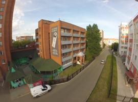 Uta Center Hotel, Yaroslavl