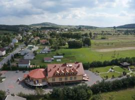 Hotel & Restauracja Okrąglak, Chęciny
