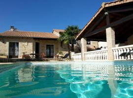 Villa Escandia, Valence