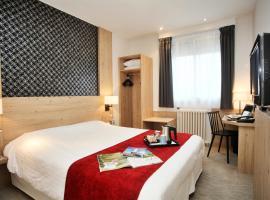 瓦納中心基里雅德酒店, 瓦訥