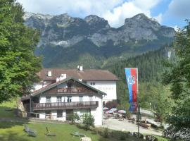 Alpenhotel Beslhof, Ramsau