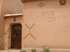 Kasbah Iswan, El Kelaa des Mgouna
