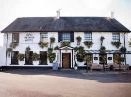 The King Arthur Hotel, Reynoldston