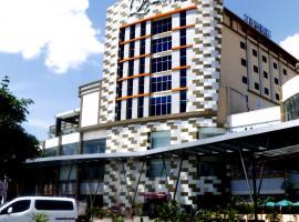 Grand Dafam Q Hotel Banjarbaru    DHM Syariah, Martapura