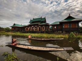 Inle Heritage Stilt Houses, Ywama