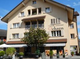 Hotel Ochsen, Menzingen