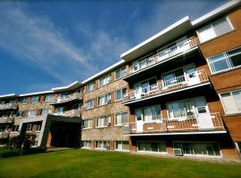 Beausejour Hotel Apartments/Hotel Dorval, Dorvala