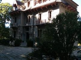 Hotel Villa Mon Repos, Pescasseroli