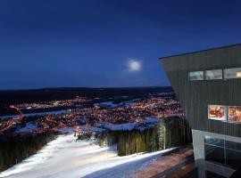 Hotell Hallstaberget, Sollefteå