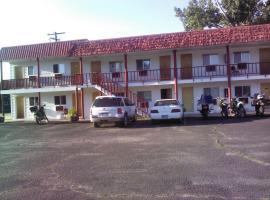 Budget Inn Darby, Darby