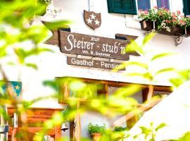 Zur Steirerstub'n, Graz