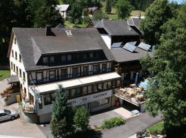 "Bogensporthotel ""BAD"", Eisenbach"
