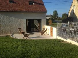 Holiday home La Grange de la Chaise, Saint-Georges-sur-Cher