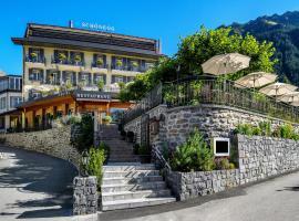 Hotel Schönegg, Wengen