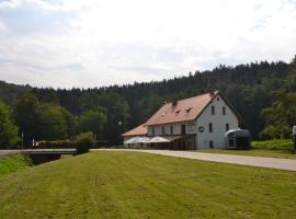 Podskalní Mlýn, Ostopovice