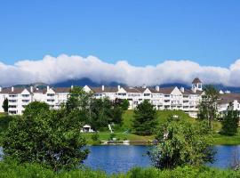 Manoir des Sables Hôtel & Golf, Magog-Orford