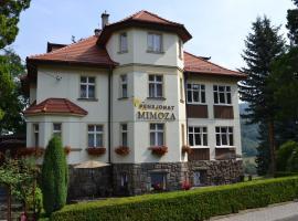 Pensjonat Mimoza, Świeradów-Zdrój