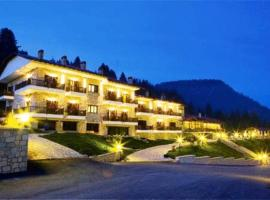 Hotel Magiossi, Neraïdochóri