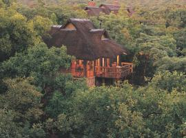 Makweti Safari Lodge, Welgevonden Game Reserve