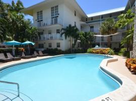 Suites at Coral Reef Resort, Miami