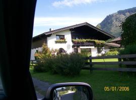 Ferien Apartment Tonner, Maishofen