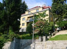 Villa Wildner Výsluní, Lázně Libverda