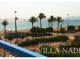 Apartamentos Villa Nadine