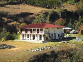 CasaNostra Choquequirao, Cachora